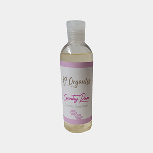 Country Rose Organic Dog Wash