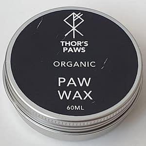 Thors Paws Organic Paw Wax Dogs 60ml
