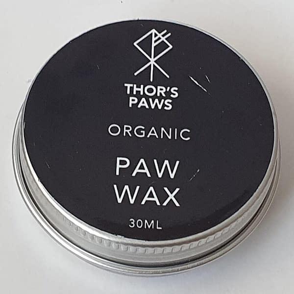 Thors Paws Organic Paw Wax Dogs 30ml